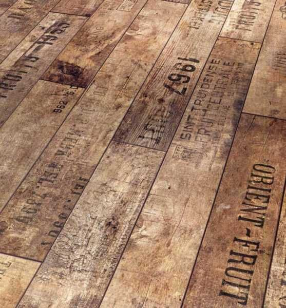 Rustic Laminate Flooring love this wine crate laminate flooringso cool 30 Fabulous Laminate Floors Adding New Patterns And Colors To Modern Floor Decoration