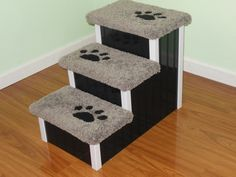 Hey, I found this really awesome Etsy listing at https://www.etsy.com/listing/155049651/dog-steps-18-high-wooden-pet-steps