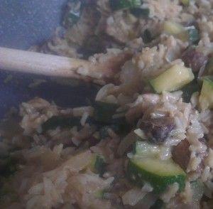 Recept voor een zuivelvrije risotto met 'kaas'!