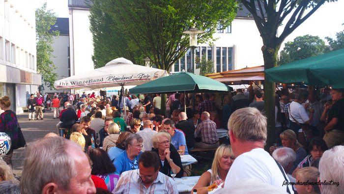 Wine Festival on Fronhof