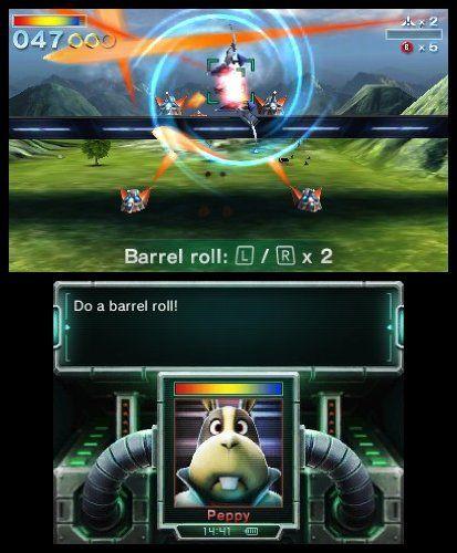 Star Fox 64 3D  http://www.bestdealstoys.com/star-fox-64-3d-2/