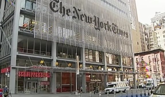 FAKE NEWS: New York Times Caught MAKING-UP False Quote From Trump's CPAC Speech