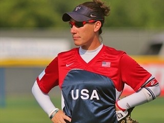 Kelly Kretschman  Team USA Softball