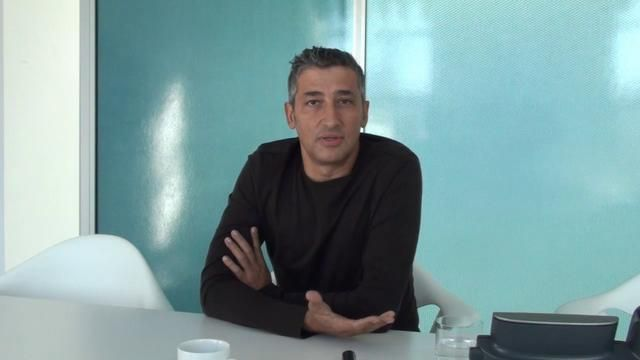 AD Interviews: Hani Rashid / Asymptote Architecture by ArchDaily. Hani Rashid