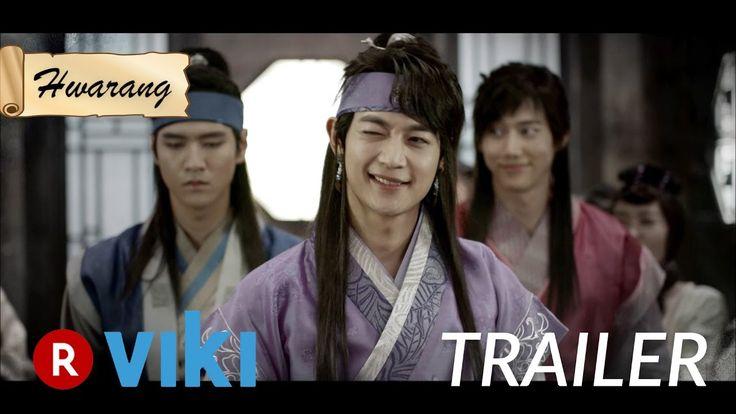 Hwarang - Trailer   Park Seo Joon, Park Hyung Sik, Choi Min Ho 2016 Kore...