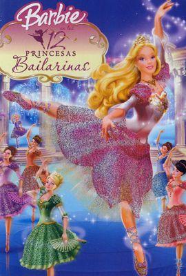 Barbie y las 12 princesas bailarinas - online 2006