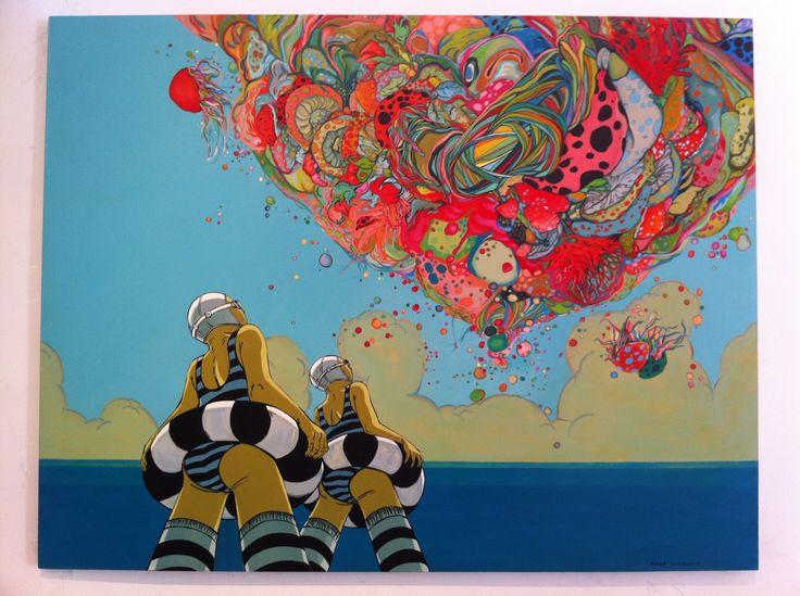 """Μαρία Τσιμπουρλά - The tyranny of time (CAMP - """"Kawaii"""", 2013)"""