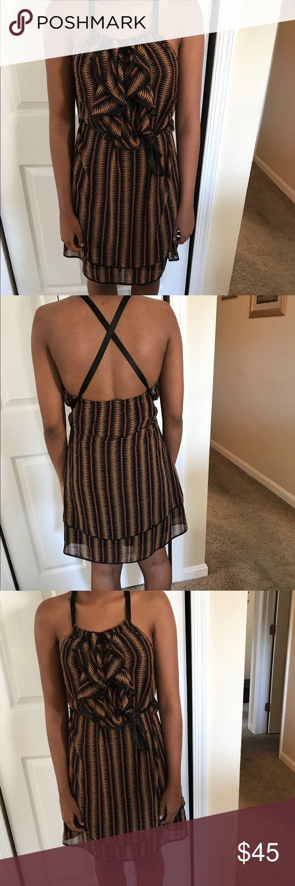 HOST PICK 1/3/18 ! 💕 BCBGeneration dress ! Great condition ! Host pick at the Style Crush Party🎉💕💕💕🎉🎉🎉🎉 BCBGeneration Dresses Mini