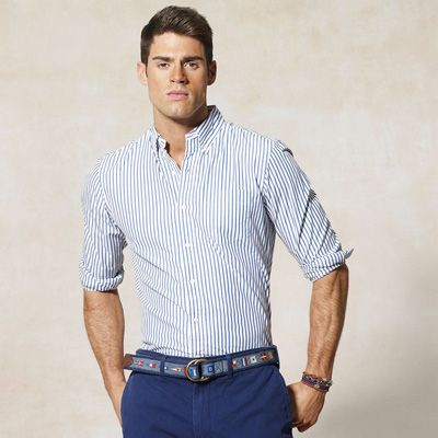 great belt - Chad White for Rugby by Ralph Lauren