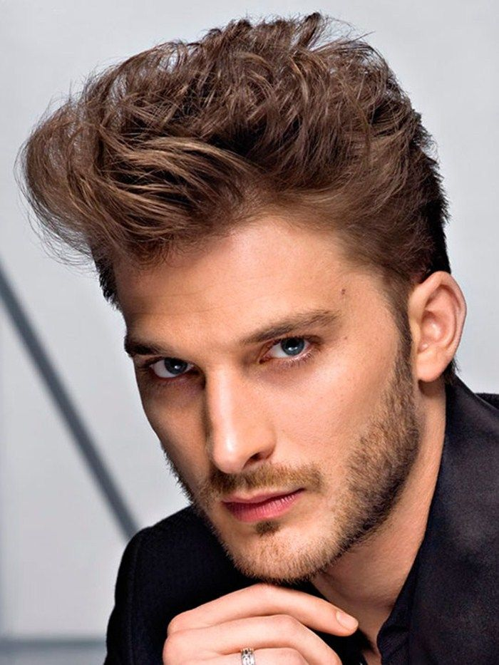 Marvelous 1000 Ideas About Modern Mens Haircuts On Pinterest Men39S Mohawk Short Hairstyles Gunalazisus