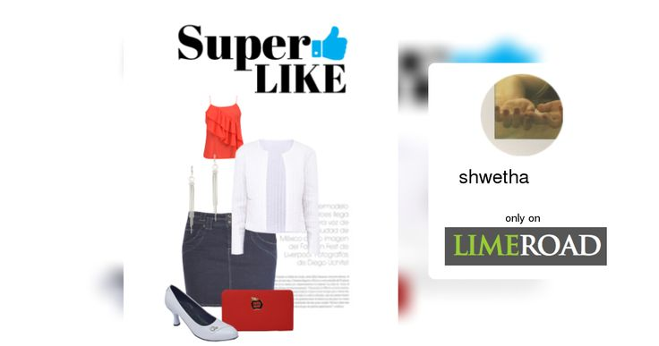 Check out what I found on the LimeRoad Shopping App! You'll love the look. look. See it here https://www.limeroad.com/scrap/58a2afba335fa407eb0ebf04/vip?utm_source=4d68fe3565&utm_medium=android