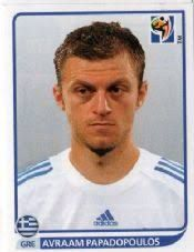 Image result for 2010 panini greece papastathopoulos
