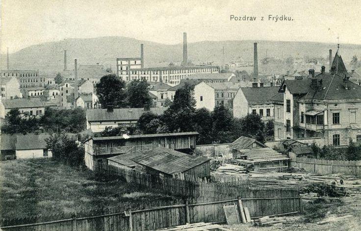 Demolice budovy bývalé přádelny firmy A. Landsberger čp. 1085 ve Frýdku-Místku - Národní památkový ústav