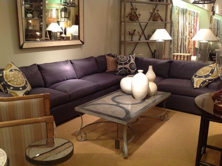 sectional sofa john rosselli chicago