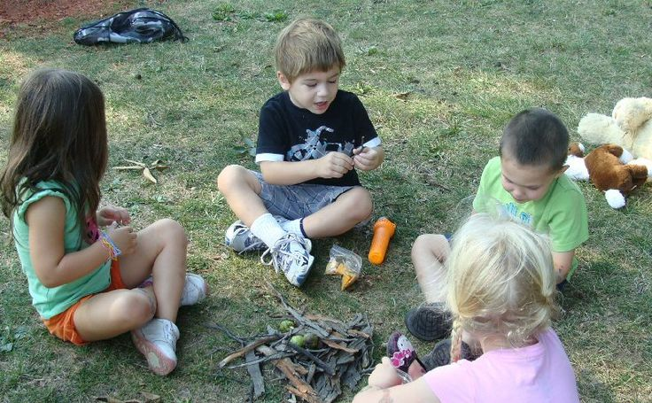 get the best examples of daycare picnic activity to boost preschool development in here!