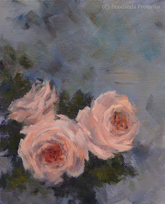 Deodanda Pretorius Fine Art: Roses