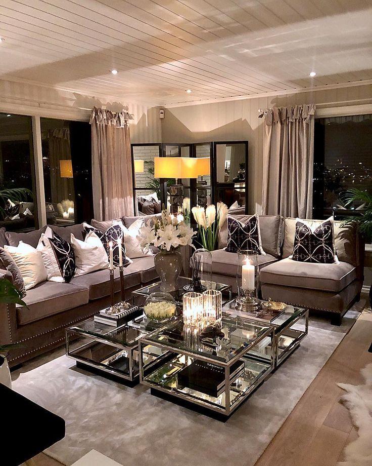 """Living Room Inspiration For Big Families: Eileen 〰 On Instagram: """"God Natt Alle ⭐️ 〰️〰️〰️〰️〰️〰️〰️〰️"""