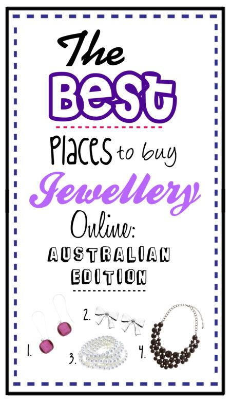 The Best Places to Buy Jewellery Online: Australian Edition