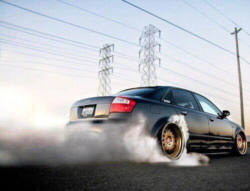 Audi B6 Burnout Audi Pinterest Audi A4 Cars And Vw