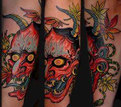samurai mask meaning