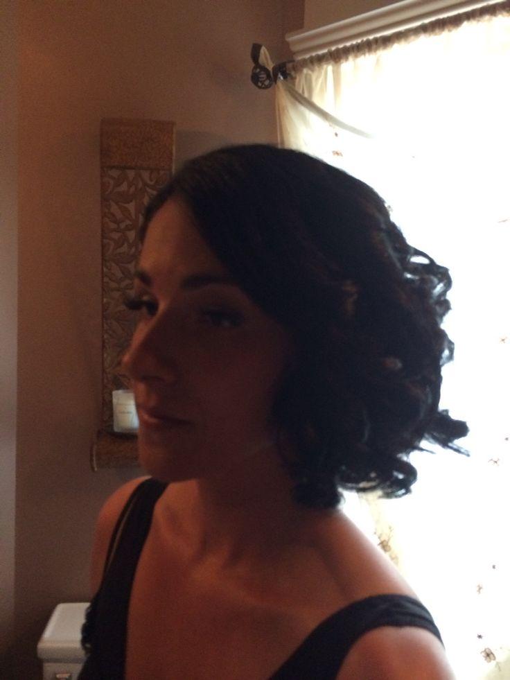 Coiffure de mariage salon Marie soleil