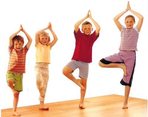 Facts about yoga for kids and teens