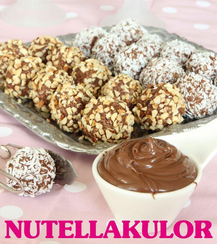 Nutella bollar