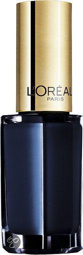 L'Oréal Paris Color Riche LeVernis - 701 Midni - Blauw - Nagellak