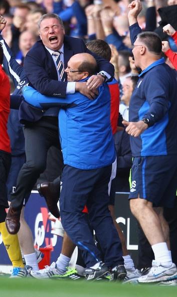 Ally McCoist Photos - Rangers v Celtic - Zimbio