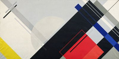 Composition Mural III - Félix Del Marle