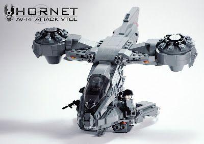 Lego Hornet