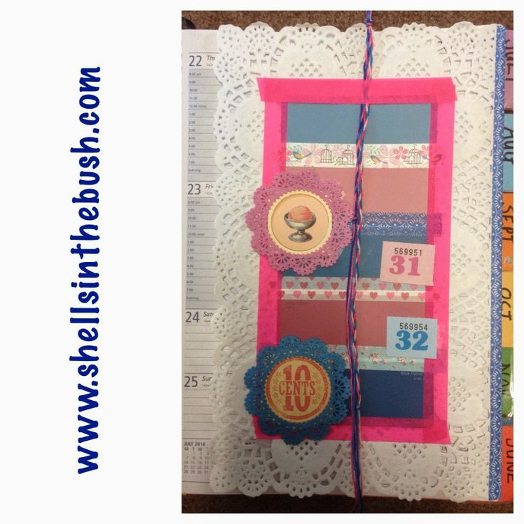 Michelle Reynolds - DLP - Week 21 Challenge - Add embroidery or embroidery floss to your page.