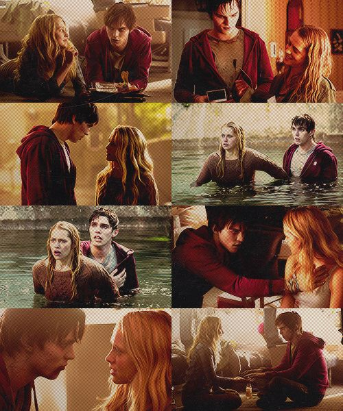 Warm Bodies- one of the sweetest, twisted (in a good way) love stories ever!
