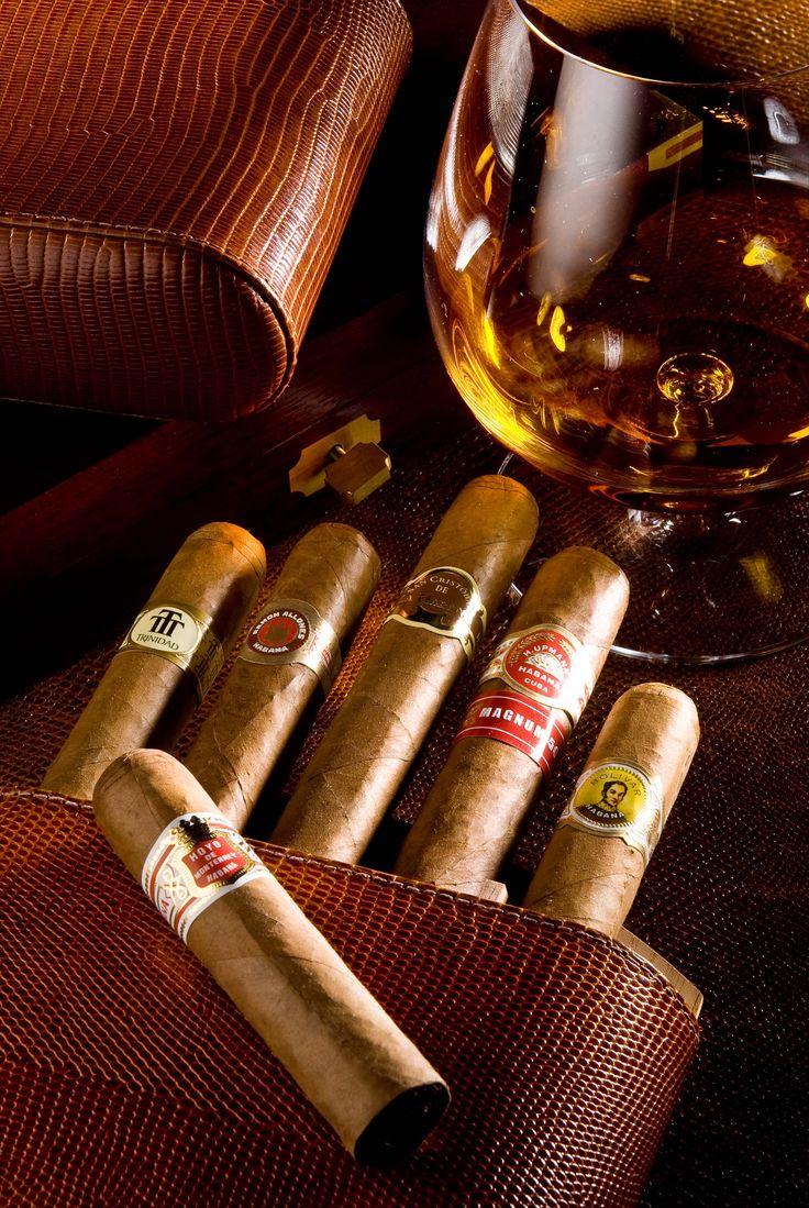 cigars/styling for status magazine
