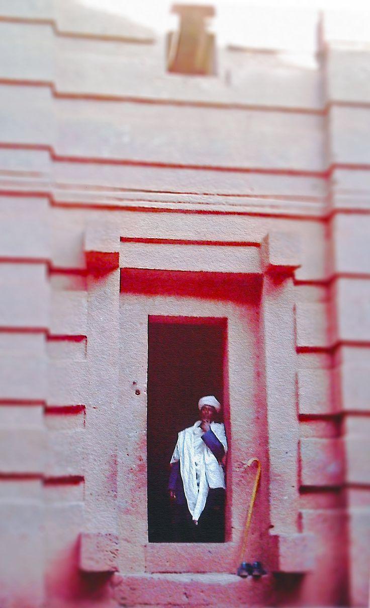 Bet Emanuel Church, Lalibela, Ethiopia  © Glen Taylor 2017