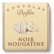 Ciocolata neagra cu migdale 2kg