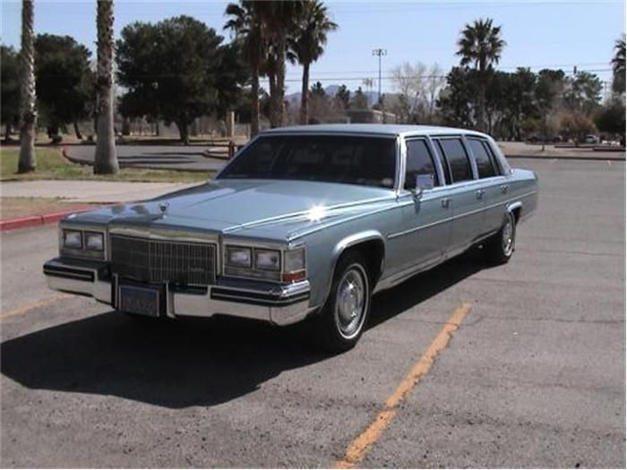 1985 Cadillac Fleetwood Limousine I discovered such a neat limousine. Test drive a lot more on the web-site