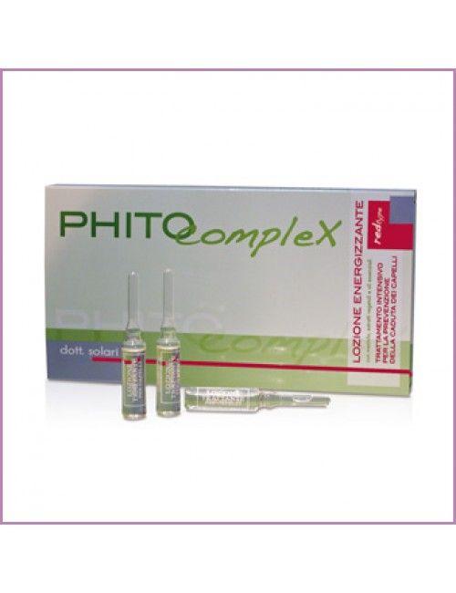 """Dott. Solari """"PHITOCOMPLEX"""" trattamento intensivo per la prevenzione della caduta dei capelli Red Type."""