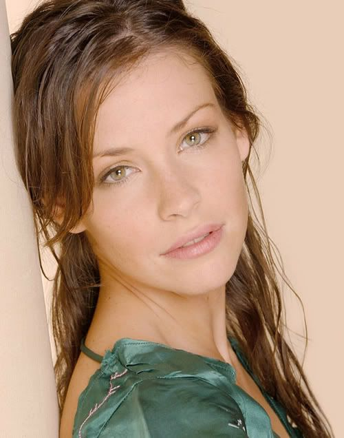 Evangeline Lilly - My version of Iphigenia Martin from Iphigenia and the Showman - Book one of Ladies of the Abberly Theater.