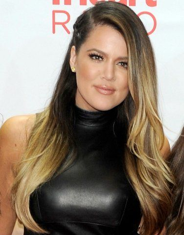 Ombre Hair Khloe Kardashians Hairstyles