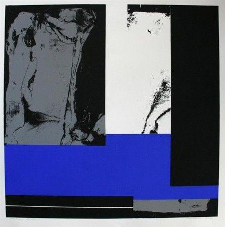 Torunn Thrall: Komposisjon blå