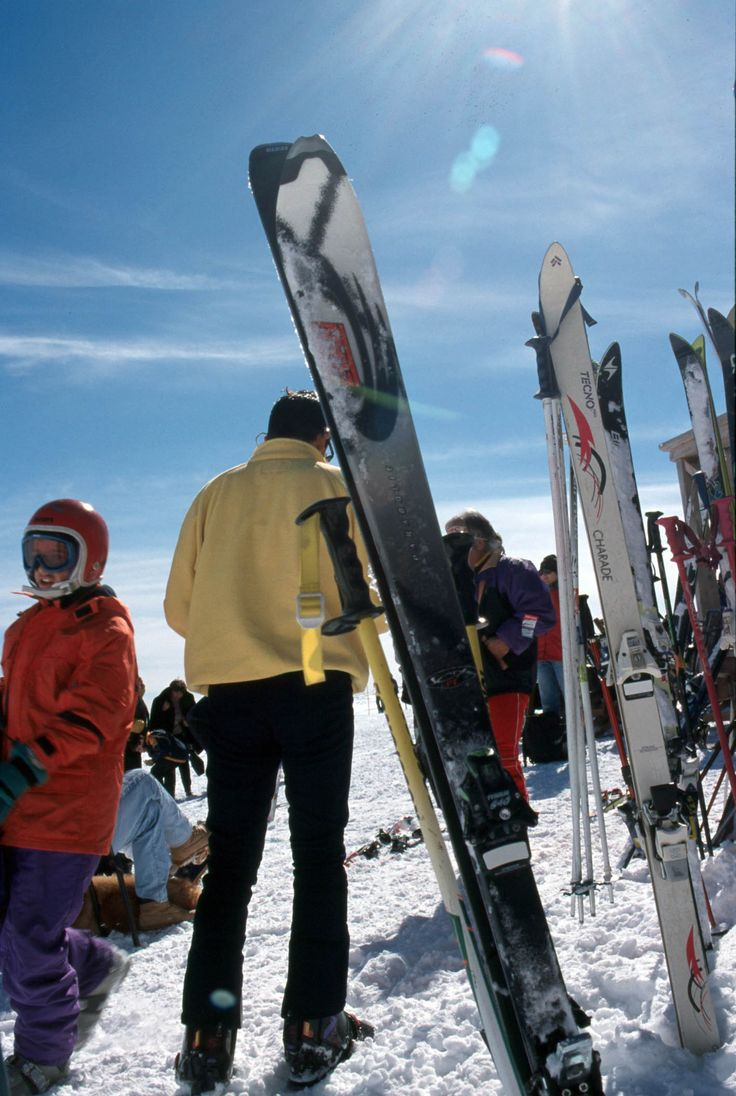 Ski resort Voras (kaimaktsalan) Pella Macedonia Greece