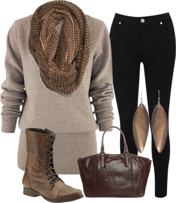 """Neutrals"" by blissful11 ❤ liked on Polyvore"