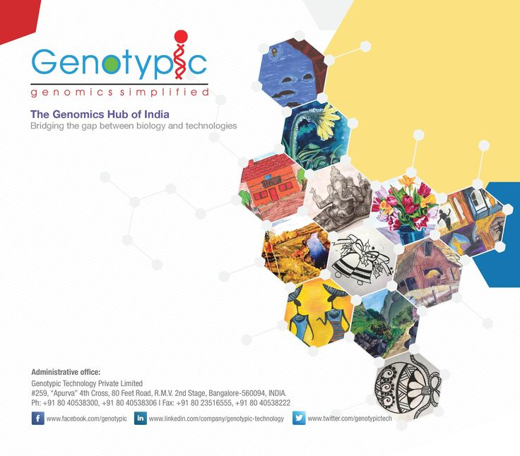 GenoArt 2015 Calendar front page is a blend of paintings, contributed by Dr Venkatesh krishnamurthy, Ms Shobha Anand, Ms Rashmi Praveen, Dr Deepti Saini, Mr Mayank Saravagi and Ms Susheelamma from Genotypic Technology. Have a wonderful Wednesday