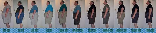 Weight loss montage from April 2007 through March 2008   http://www.revitol.com/product/overview/Revitol_Cellulite_Solution/
