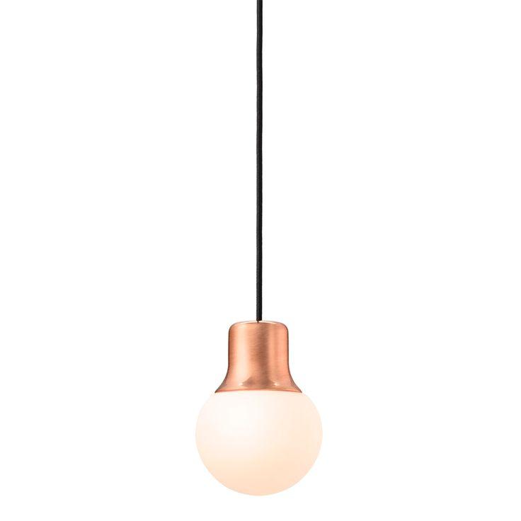 Mass Light NA5, koppar – &Tradition – Köp online på Rum21.se
