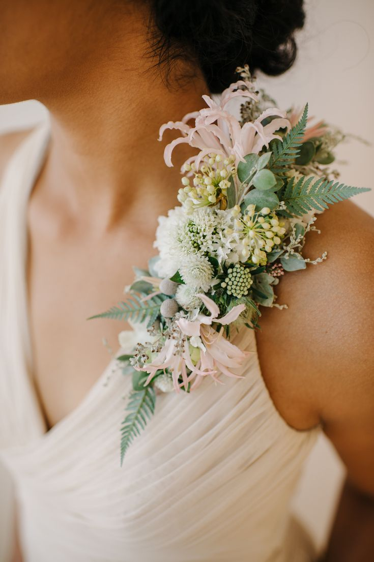 Just A Suggestion For Something Different Corsage