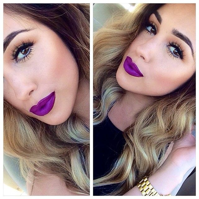 love this lip color!