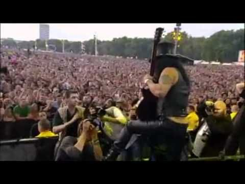 -Velvet Revolver, Fall To Pieces. HD (720p) Live 8 - London 2005