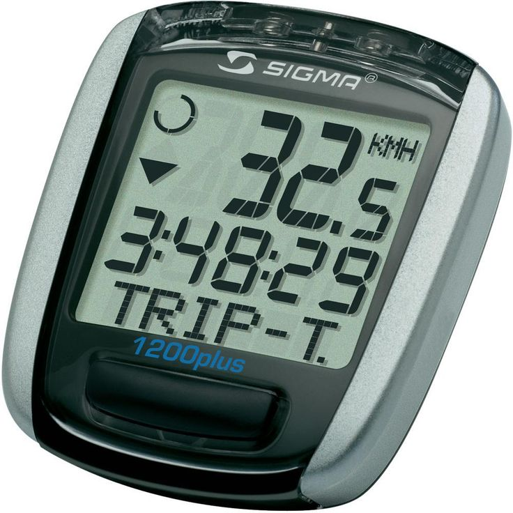 Test licznika rowerowego - SIGMA Baseline BC 1200 plus